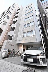 神奈川県横浜市中区海岸通3丁目の賃貸マンションの外観