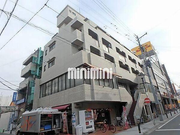 コーラルまるさんビル 3階の賃貸【愛知県 / 名古屋市港区】