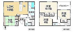 平群駅 2,480万円