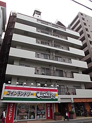 ライオンズマンション第2江坂[4階]の外観