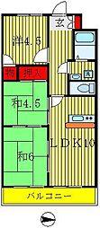 亀有駅 10.5万円