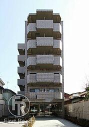 東京都大田区西糀谷3丁目の賃貸マンションの外観