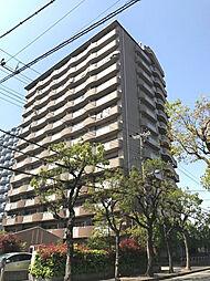 グランデージ住之江[8階]の外観