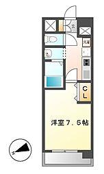 ASレジデンス千代田[12階]の間取り