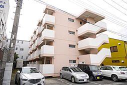 青山ハイツ[103号室]の外観