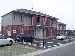 香川県木田郡三木町大字井上の賃貸アパートの外観