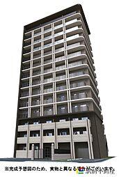 (仮)博多駅東3丁目プロジェクト[1105号室]の外観