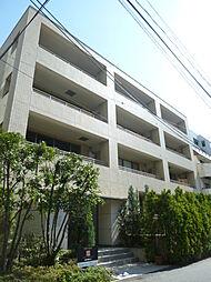 東京都港区赤坂4丁目の賃貸マンションの外観