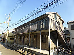 兵庫県神戸市兵庫区湊川町2丁目の賃貸アパートの外観