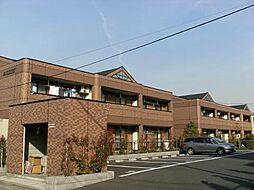 埼玉県川口市安行吉蔵の賃貸マンションの外観