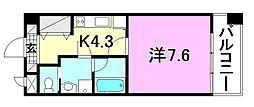 NERO[403 号室号室]の間取り