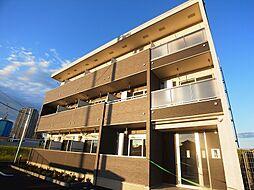 千葉県流山市南流山6の賃貸アパートの外観