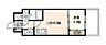 間取り,1LDK,面積30.1m2,賃料7.9万円,広島電鉄1系統 袋町駅 徒歩3分,広島電鉄1系統 本通駅 徒歩5分,広島県広島市中区大手町2丁目