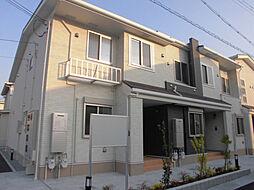 JR姫新線 播磨高岡駅 徒歩19分の賃貸アパート