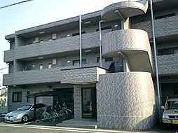ワイズマンション三郷[203号室]の外観
