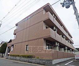 京都府京都市北区上賀茂榊田町の賃貸マンションの外観