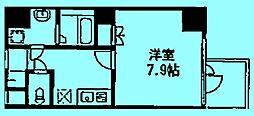 RISING STAGE[5階]の間取り