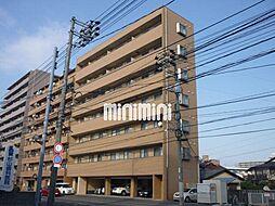 ハートフル医大南[5階]の外観