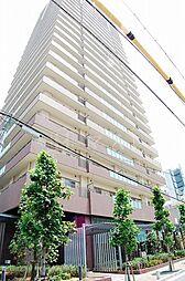 カスタリアタワー長堀橋[18階]の外観