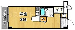 ドルチェ平尾[3階]の間取り