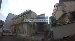 [一戸建] 大阪府東大阪市川田3丁目 の賃貸【/】の外観