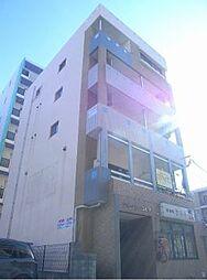 ブルージーンビル[4階]の外観