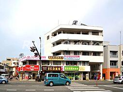 徳島県徳島市蔵本町2丁目の賃貸マンションの外観
