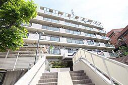 神奈川県横須賀市富士見町3丁目の賃貸マンションの外観