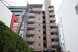 万宝マンション[4階]の外観