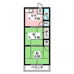 高畑駅 3.8万円