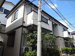 東京都江戸川区一之江4丁目の賃貸アパートの外観