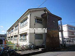 米常荘[1階]の外観