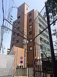 猪名寺パークマンションI[8階]の外観