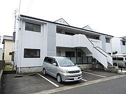 愛知県知多郡武豊町字豊成2丁目の賃貸アパートの外観