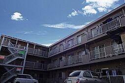 メゾンサガノ[2階]の外観