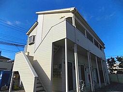 埼玉県川口市芝中田2の賃貸アパートの外観