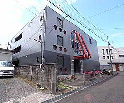 京都府宇治市小倉町西畑の賃貸マンションの外観