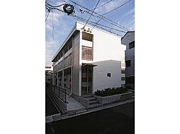 大阪府大阪市大正区三軒家西2丁目の賃貸アパートの外観