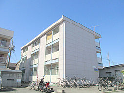 長野県長野市若里2丁目の賃貸マンションの外観