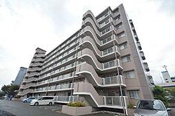 ペルル湯川新町弐番館[5階]の外観