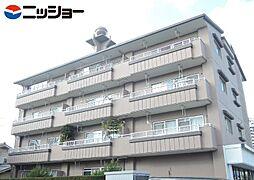 メイゾンサンポア B棟[4階]の外観