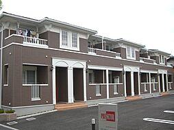 滋賀県彦根市芹橋二丁目の賃貸マンションの外観