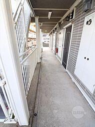 大阪府摂津市東正雀の賃貸アパートの外観