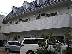 フラワービレッヂ壱番館[202号室]の外観