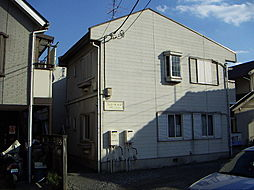 京王線 多磨霊園駅 徒歩10分の賃貸アパート