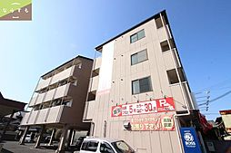 森田マンション[4階]の外観