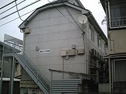 東京都杉並区本天沼2丁目の賃貸アパートの外観