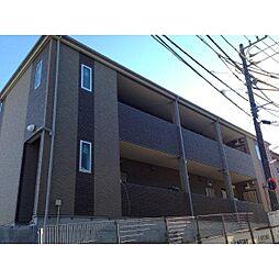 神奈川県川崎市宮前区神木本町4丁目の賃貸アパートの外観