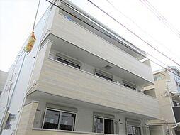 大阪府門真市上野口町の賃貸アパートの外観