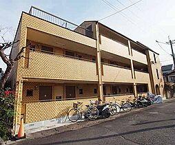 京都府京都市左京区松ケ崎御所ノ内町の賃貸マンションの外観
